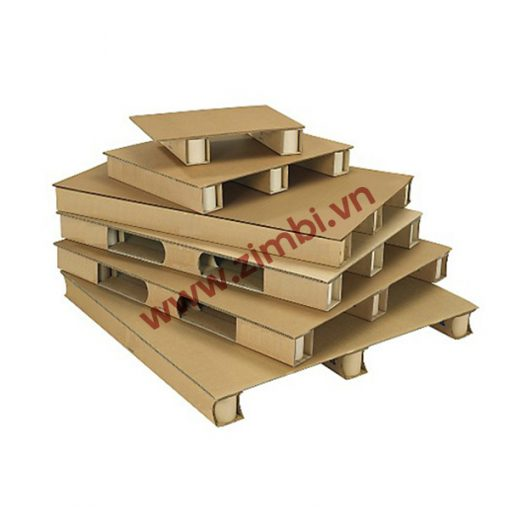 Sản xuất Pallet giấy tổ ong