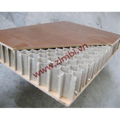 Sản xuất ván giấy tổ ong